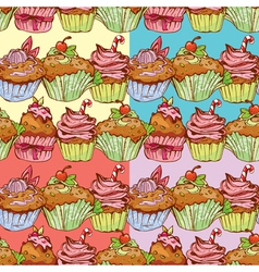 cake seam 3 380 vector image