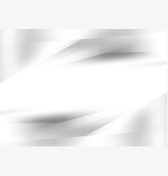 grey smooth stripes abstract gradient background vector image