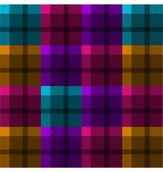 Geometric pattern art vector image