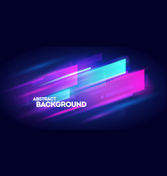 abstract dynamic layout sport background vector image