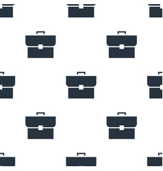 seamless case pattern education symbol from icon vector image