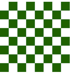 chessboard or checker board seamless pattern in vector image