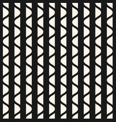 geometric lines seamless pattern stylish graphic vector image