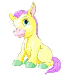 Magic Pony vector