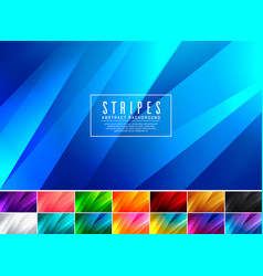Stripe abstract background vector