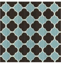 Dark repeating large pattern vector image vector image