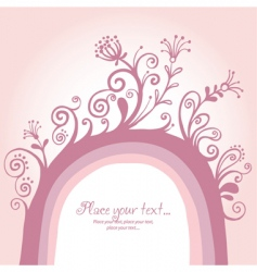 banner with place for your text vector image