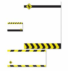 Company id design vector