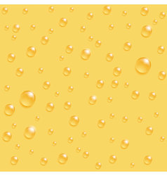 drops yellow seamless vector image