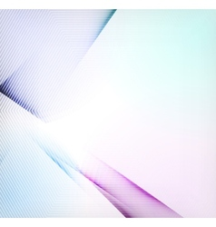 Geometric diamond shape abstract background vector image