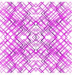 Geometric grid mesh seamlessly repeatable pattern vector