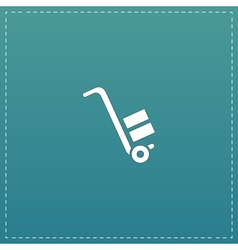Manual loader - icon vector