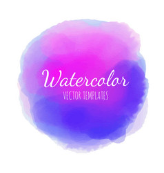 Watercolor background 18 vector