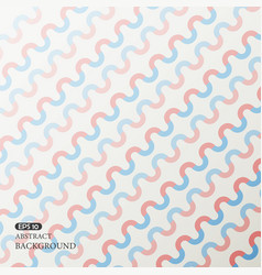 abstract pattern background of red blue curve wave vector image