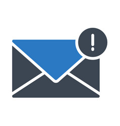 Email error vector