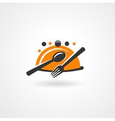 Food restaurant symbol icon vector