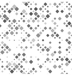 repeating diagonal square pattern background vector image