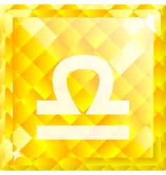 Zodiac libra vector