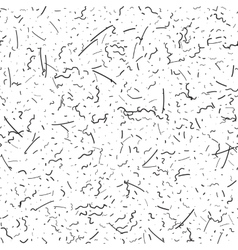 Dust seamless pattern vector image
