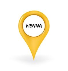 Location Vienna vector