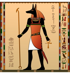 Ancient Egypt vector image vector image