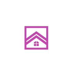house logologo icon design template vector image vector image