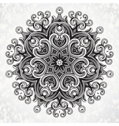 pattern element vector image vector image