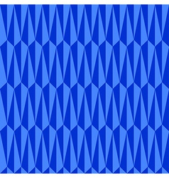 Blue Abstract Geometric Seamless Pattern vector