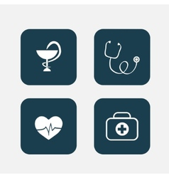 Pharmacy and medical icon vector