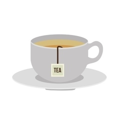 Coffee tea icon vector