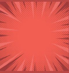 Vintage dark red background vector