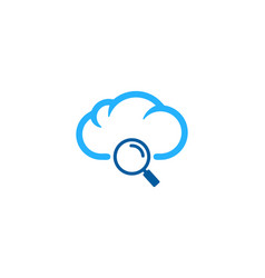 find weather and season logo icon design vector image