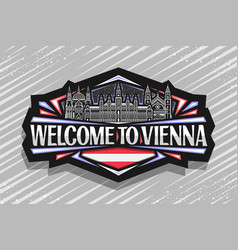 Logo for vienna vector