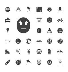 33 fun icons vector
