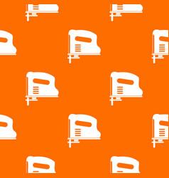 Pneumatic gun pattern seamless vector