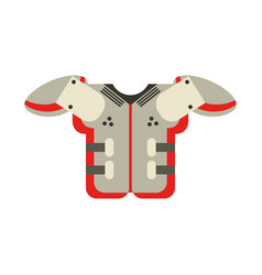 American football related icon image vector