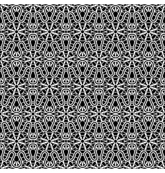 Lace pattern vector image