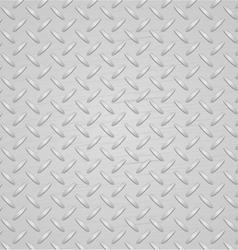 Light metal texture background vector image vector image