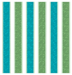 Green Blue Line Pattern Background vector image