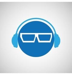 sound system design vector image