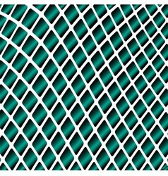 Glossy background Metal and green vector