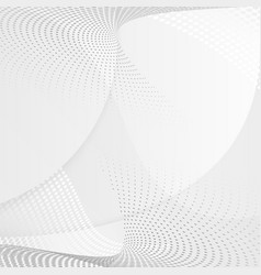 Abstract background grey halftone element on soft vector