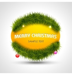 A royal modern christmas background new year vector