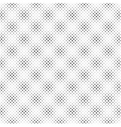Black and white abstract seamless curved star vector