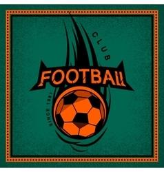 Color vintage and retro logo badge label vector image