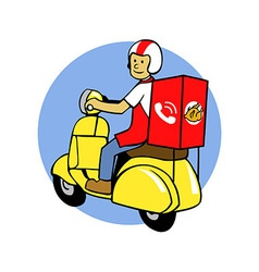 Food Delivery Go vector