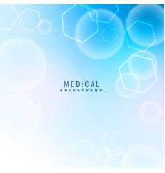 medical health care background vector image