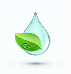 green environment concept vector image