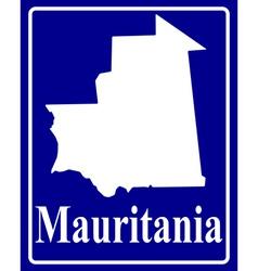 Mauritania vector image vector image