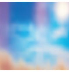 Defocused background vector